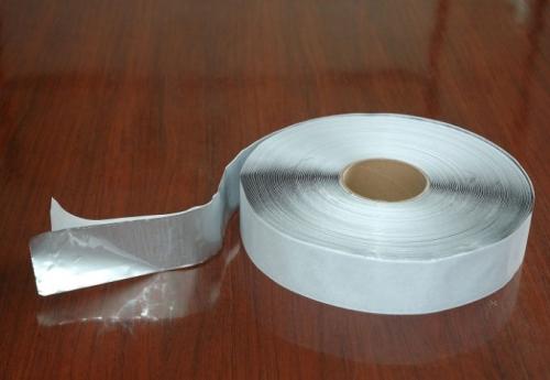 聚奥铭YC-6012单面铝箔丁基防水胶带